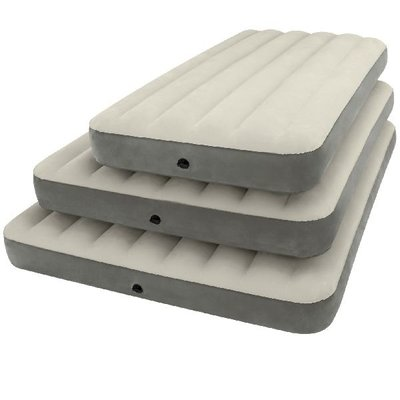 Intex 1-Persoons Twin Single High Airbed 99x191x25 cm