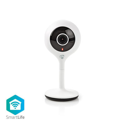 Nedis WIFICI05WT Wi-fi Smart Ip-camera Hd 720p