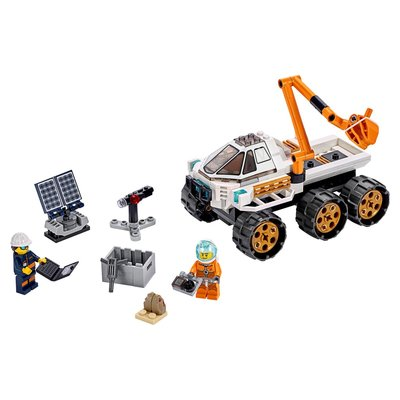 Lego City 60225 Space Rover Testing Drive