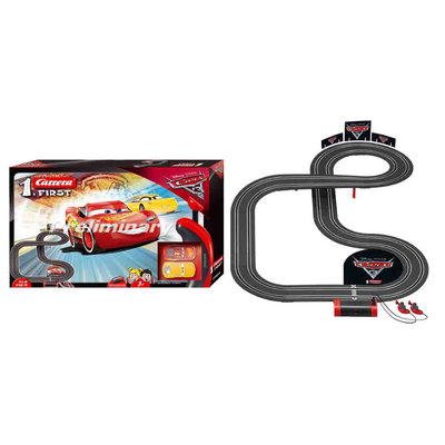 Carrera Racebaan First Cars 3 Long