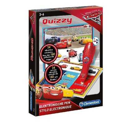 Clementoni Cars 3 Quizzy
