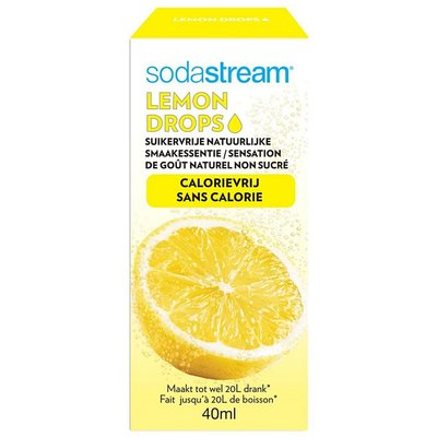 Sodastream Lemon Drops 40 ml