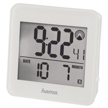 Hama Radio Controlled Alarm Clock RC610