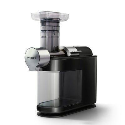 Philips HR1946/70 Avance Collection Slowjuicer Zwart/Zilver