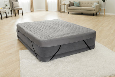 Intex 69643 Polyester Luchtbedhoes Queensize 152x203x10cm