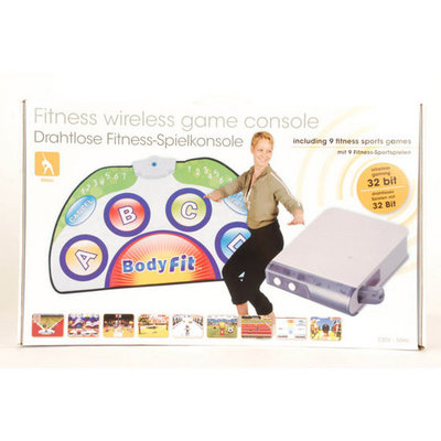 Draadloze fitness game console