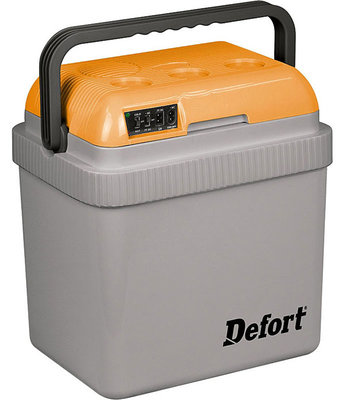 Defort  DCF-12/230  Koelbox  Duo-Power. (12V / 230V)