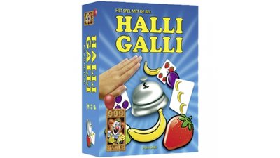 999 Games Spel Halli Galli