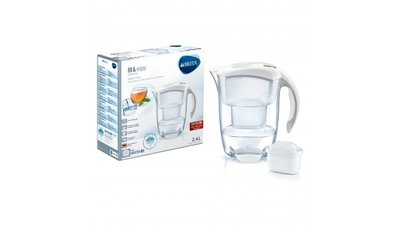Brita Waterfilterkan Elemaris Cool Wit 2,4L