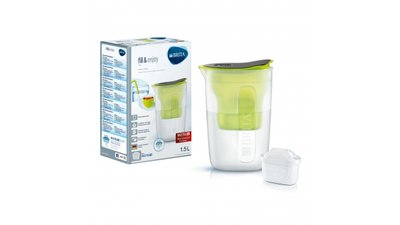 Brita Fill&Enjoy Waterfilterkan Fun Lime 1,5L