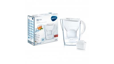 Brita Marella Cool Waterfilterkan Wit 2,4L