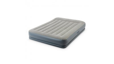 Intex 64118 DuraBeam Pillow Rest Midrise Airbed 152x203x30cm