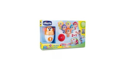 Chicco Fit & Fun Monkey Strike