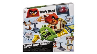 Angry Birds 3in1 Slide N Slam Game