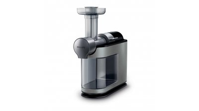 Philips HR1897/30 Slowjuicer Zilver