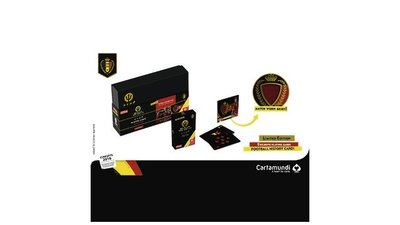 Belgian Red Devils Red Devils France 2016 Playing Cards Exclusive (LE)