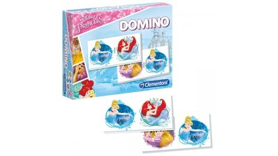 Clementoni Princess Domino