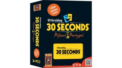 999 Games Spel 30 Seconds Uitbreiding