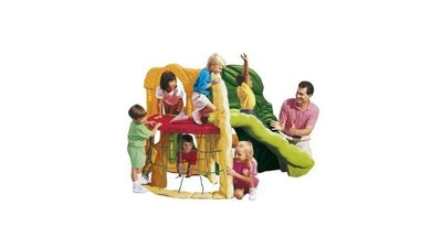 Little Tikes Jungle 440D Klimrek