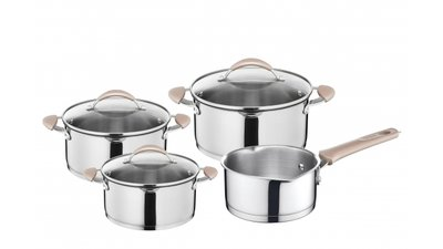 Tefal Duetto A705A8 4-Delig Kookset