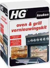 HG Oven&Grill Vernieuwingskit