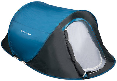 Dunlop 2-persoons Pop-Up tent