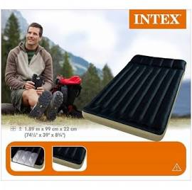 Intex 68796 Camping Luchtbed 189x99x22cm
