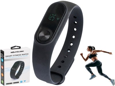 Smart Fitness watch - sporthorloge - stappenteller - hartslagmeter