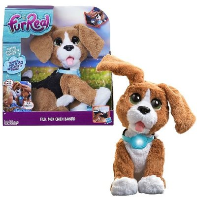 Fur Real Friends Interactieve Chatty Charlie Beagle