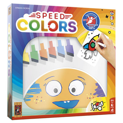 999 Games Speed Colors