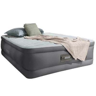 Intex 64484 Full PremAire Airbed 191x137x46cm