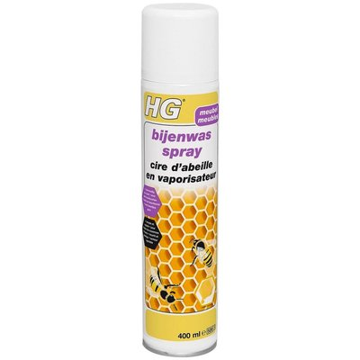 HG Bijenwas Spray 400 ml