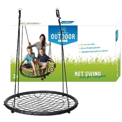Outdoor Play Net Swing 100 cm