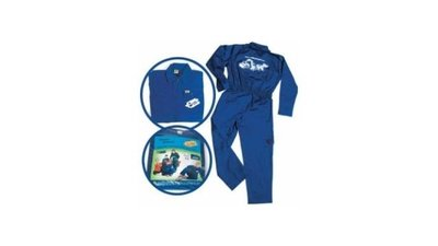 Rolly Toys 558247 Overall Blue Maat 164