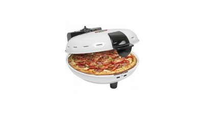 Bestron DLD9036 Pizza Steenoven Wit