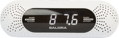 Salora CR626USB Klokradio