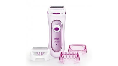 Braun LS5360 Silk-Epil 3in1 Lady Shaver Roze