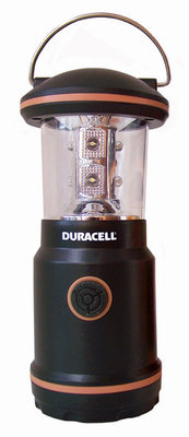 Duracell Camping lantaarn (8 LED's)