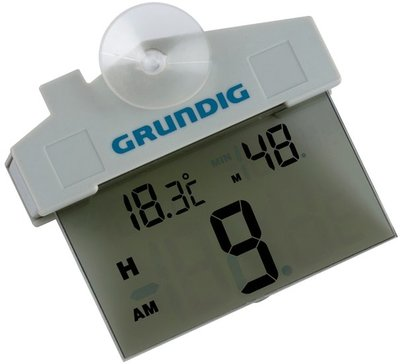Grundig Digitale Buitenthermometer