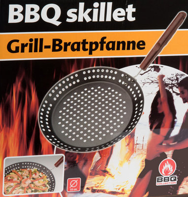 BBQ collection Barbecue-pan (32cm)