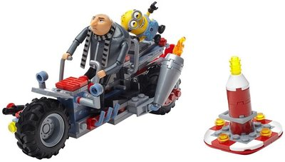 Despicable Me3 Gru's Water Motorbike