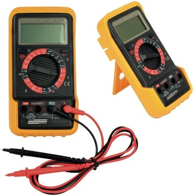 Brüder Mannesmann Digitale Multimeter