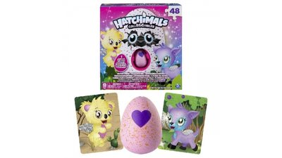 Hatchimals Puzzel 48 stukjes + Hatchimals Ei