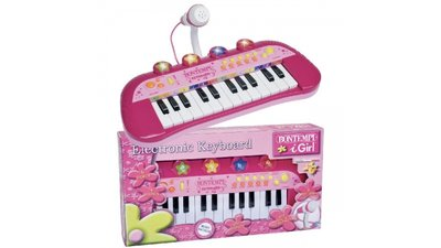 Bontempi 24 Keyboard + Microfoon