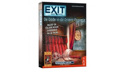 999 Games Exit De Dode In De Orient Express