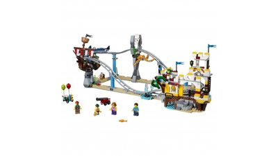 Lego Creator 31084 3in1 Piratenachtbaan