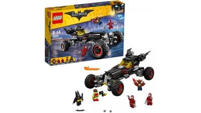 Lego Batman 70905 De Batmobile