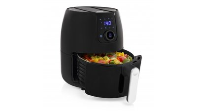 Princess 182025 Digitale Airfryer XXL 4.5L 1500W Zwart