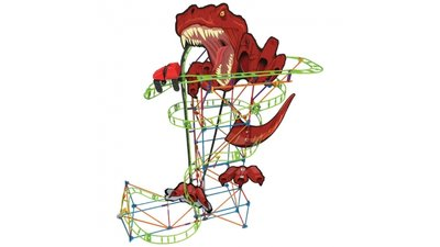 Knex Trill Rides T-Rex Fury 473-delig