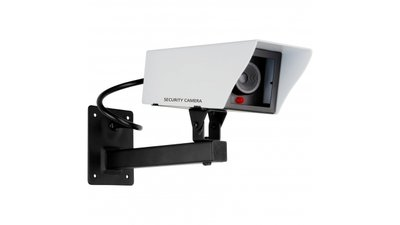 Smartwares CS11D Dummy Camera 1.5V Zwart/Wit
